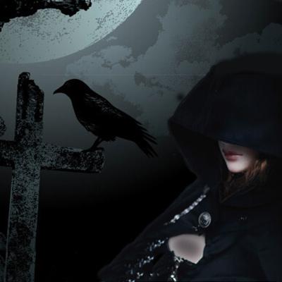 神秘的女巫