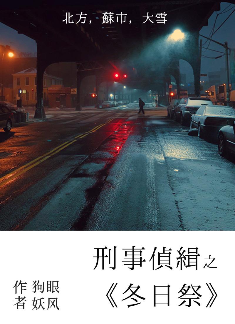 刑事侦缉之冬日祭头图